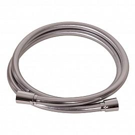 Brauseschlauch Premium 10124, 2,00 m, silber, DN15