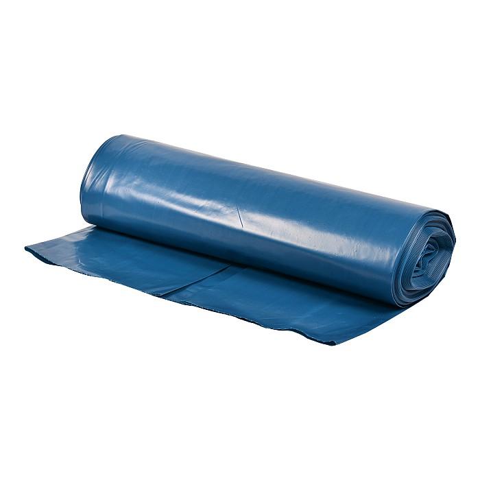 VARIOSAN Müllsäcke 10933, 120 L, extra stark, 20 Stück, 70 µm, Typ 100 extra, blau